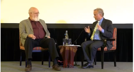 Dawkins and Dennett at Oxford