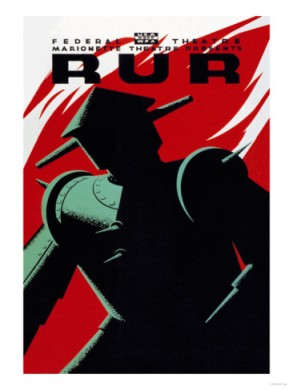 WPA R.U.R Poster