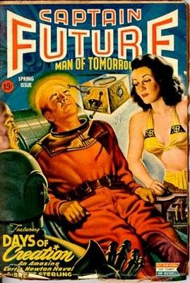Captin Future 1944