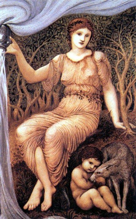 Gaia Greek Mythology