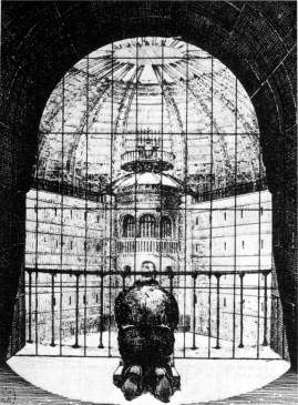 Panopticon Prisoner kneeling