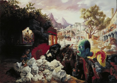 Peter Blume: The Eternal City