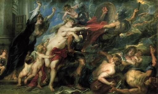 The Consequences of War Paul Rubens