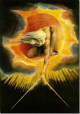 William Blake Creation of the World