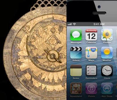 Astrolabe vs iPhone