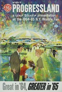 Progressland 1964 World's Fair