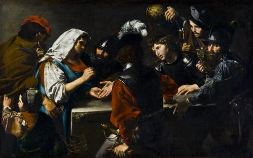 Caravaggio Fortune Teller