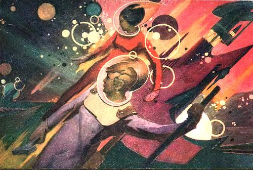 Soviet Space Art 2