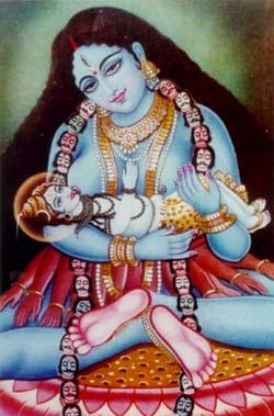 Hindu Goddess Tara