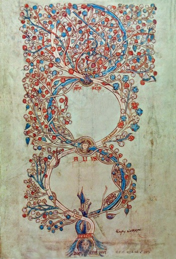 Joachim trinitarian tree circles
