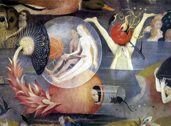 Bosch vanity Garden of earthy delights