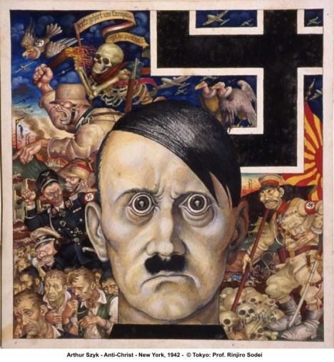 Hitler as Antichrist 1942