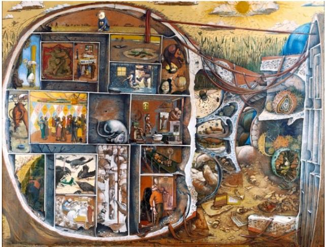 William Kurelek The Maze.jpg