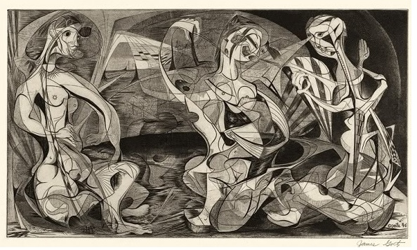The Moirai by James-Goetz 2 --1915-1946